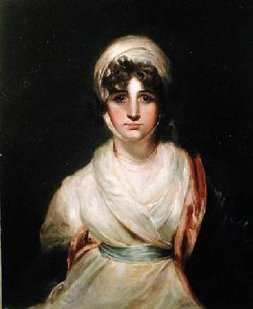 Portrait of Sarah Siddons (1755-1831)