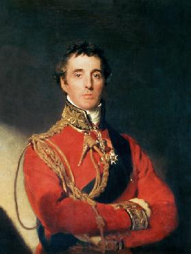 Portrait of Arthur Wellesley (1769-1852), 1st Duke of Wellington