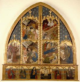 Catalonian Altarpiece