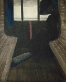 The Woman on the Train, The Widow