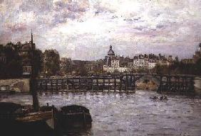 The Pont de l'Estacade, Paris
