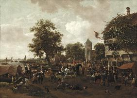 The Fair at Oegstgeest