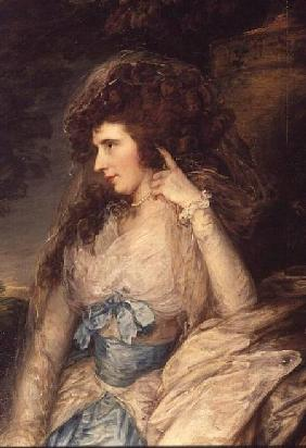 Mary, Lady Bate-Dudley