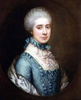 Portrait of Mrs Crewe