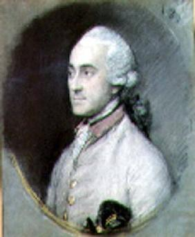 Portrait of George Pitt