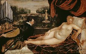 Venus and the Organist