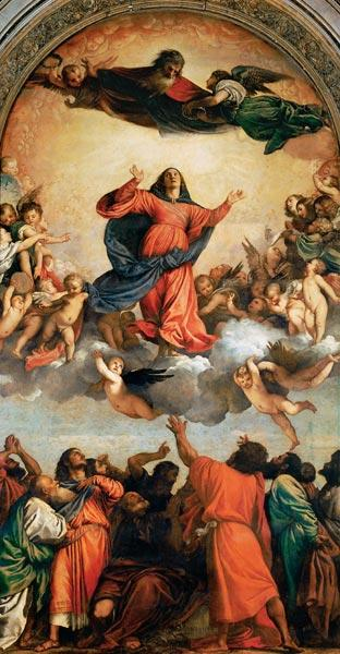 Assumption of the Virgin (assunta)