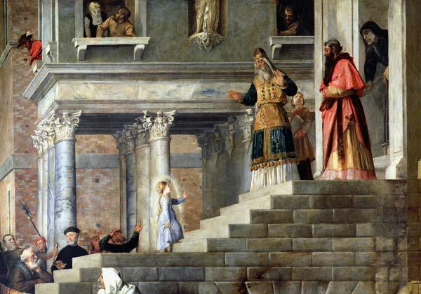 Presentation of the Virgin at the Temple
