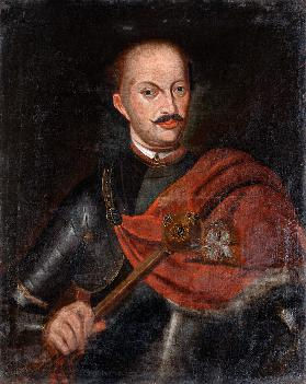 Jan Kazimierz Sapieha (1637–1730), Grand Hetman of Lithuania