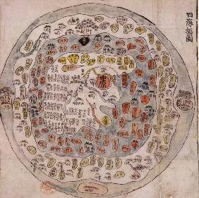 Ch'onhado (Map of All Under Heaven)