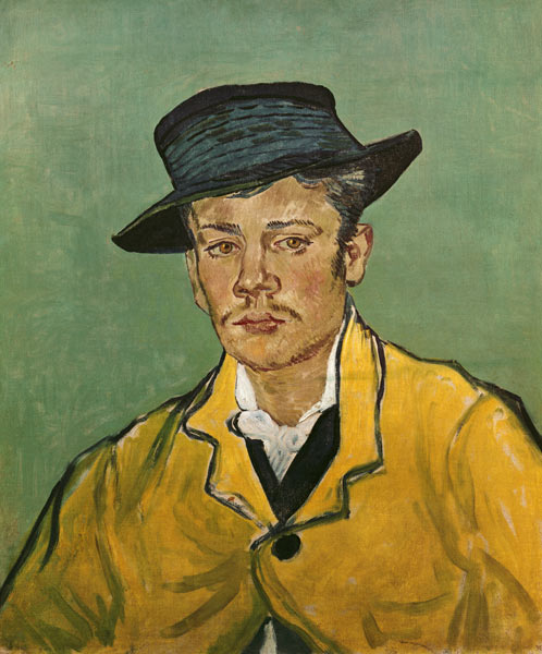 van Gogh, Vincent : Portrait of Armand Roulin