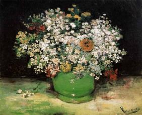 van Gogh, Vincent : Vase with wild flowers