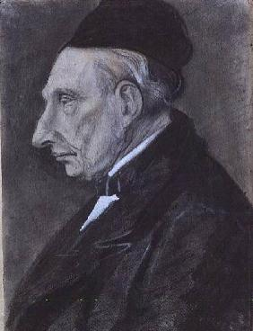 Portrait of the Artist's Grandfather