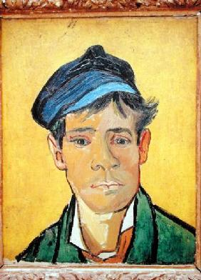 Young Man with a Hat
