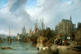 Stanfield, William Clarkson : The Cologne cathedral