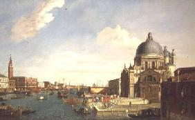 The Grand Canal and San Geremia, Venice